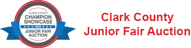 Clark County Jr Livestock Auction